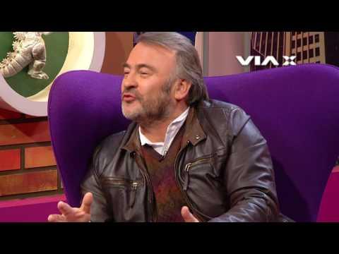 El diputado Pepe Auth en EL INTERRUPTOR - VIA X