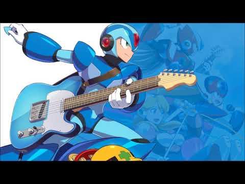 Mega Man Instrumental Metal Arr. #16 - Willy Stage & Storm Eagle