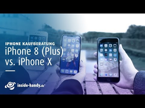 iPhone X vs  iPhone 8 (Plus): Welches iPhone kaufen?