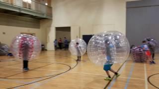 Bubble Soccer Minnesota Human Bowling