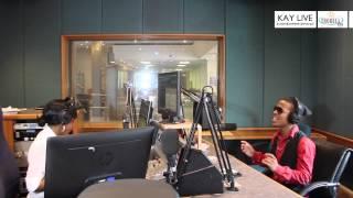 KAY LIVE ON THOBELA FM (22 Feb 2014)