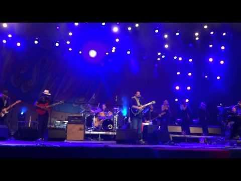 Steven Seagal - Dark Angel - Prešov Slovakia 2014 Live