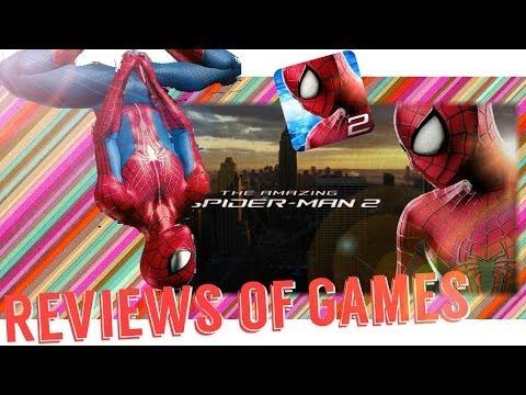 Обзор Новый Человек-паук 2 для Android