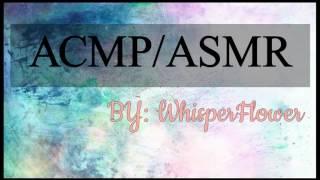 ASMR/АСМР - Russian -  Короткий привет