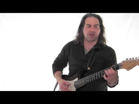 Review of elements introduced in the first week of 'Just Beginners' Guitar Class