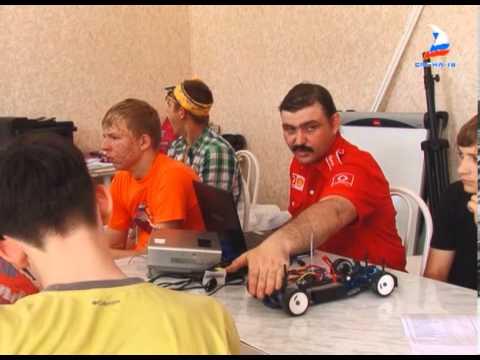 Автомоделизм: гонки в миниатюре. Смена