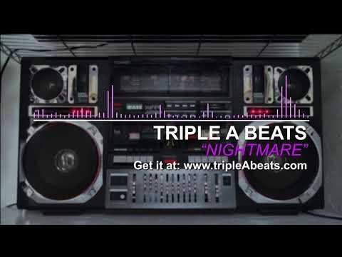 Meek Mill Type Beat 2017 - Nightmare [Triple A Beats]