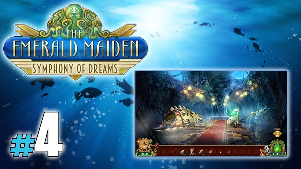 """Let's Play: The Emerald Maiden: Symphony of Dreams odc. 4 – """"Nautilus"""""""