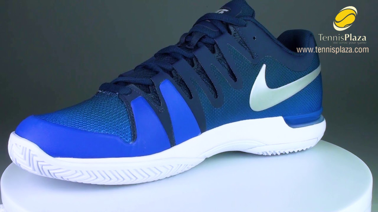 Nike Zoom Vapor 9.5 Tennis Shoes 3D View | Tennis Plaza Review