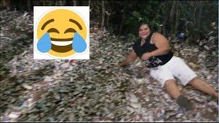 DIVERTIDISIMO!! La caída de Gladis la Sirenita. La navidad en El Salvador Parte 7/10 thumbnail
