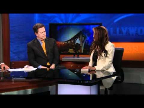 La Toya Jackson on KTLA talking about Starting Over
