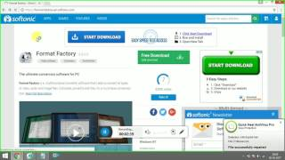 Gambar cover HOW TO DOWNLOAD  FORMAT FACTORY FOR PC AND HOW TO RUN IT