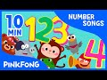 1 to 10 | Number Songs | + Compilation | PINKFONG Songs for Children