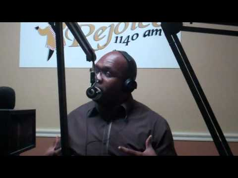 FBI Pastor Daniel Ings with Grace Worthy Ministries on Rejoice 1140am