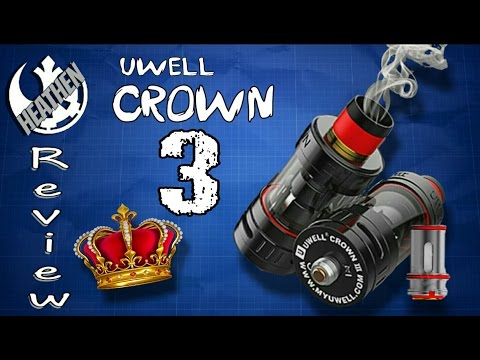 Crown III The Best Tank From Uwell To Date I Giveaway I Heathen