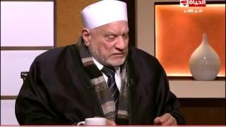 بالفيديو.. عمر هاشم منفعلاًً: تشبيه الأزهر بكنائس العصور الوسطى «بشاعة»