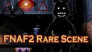 FNAF 2 - ALL RARE SCENES caught on Camera!