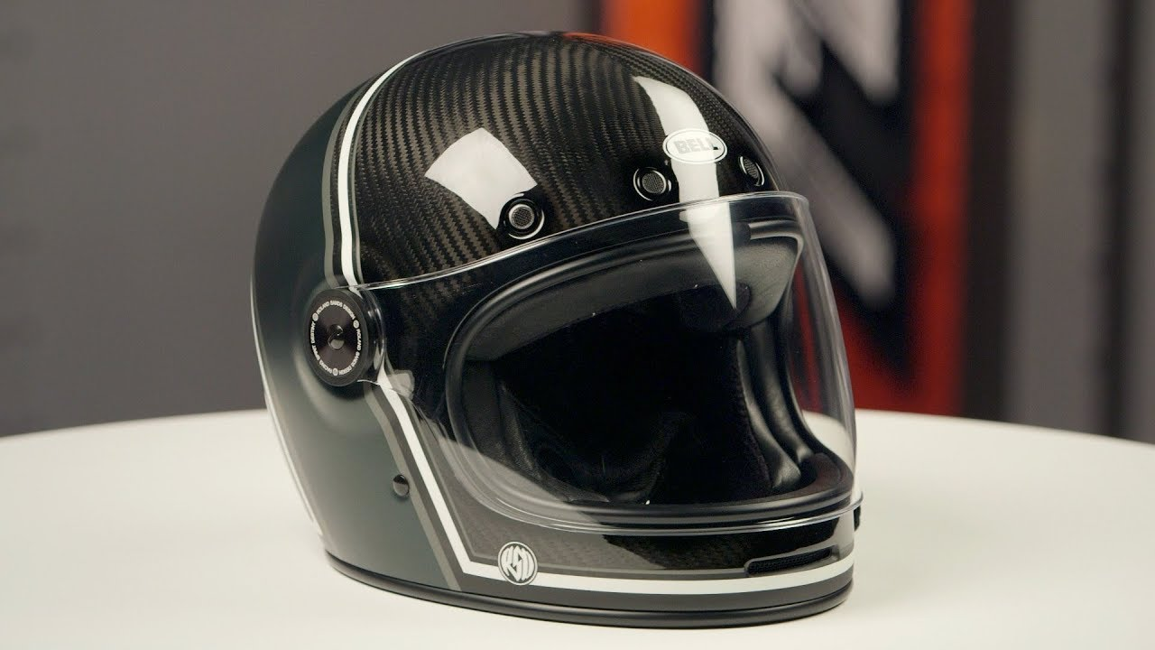 Bell Bullitt Carbon Rsd Range Helmet Review At Revzilla Com Youtube
