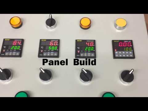 HERMS CONTROL PANEL BUILD