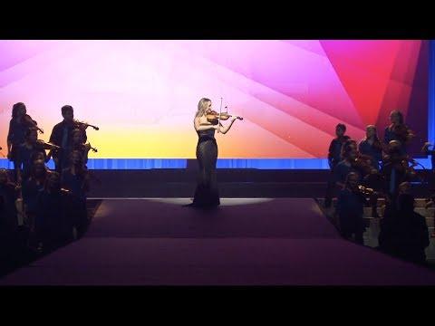 Olga Smola - Viva La Vida By Coldplay (violin Cover)