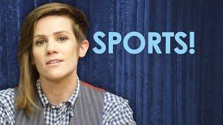Throwing Like a Girl: Sports! (She Said w/ Cameron Esposito & Rhea Butcher)