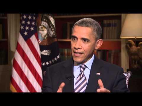AP Interview: Obama Talks Budget, Iran, Redskins
