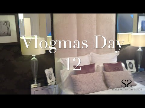 Vlogmas Day 12 - New Home Showroom Decor Stalking, Monopoly, Reading & YouTube Watching