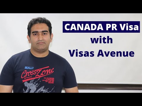 Canada PR Visa With Visas Avenue | Client Testimonial