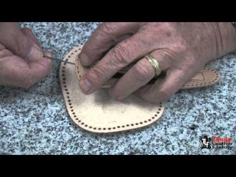 Tom Thumb Leather Purse Kit Tutorial