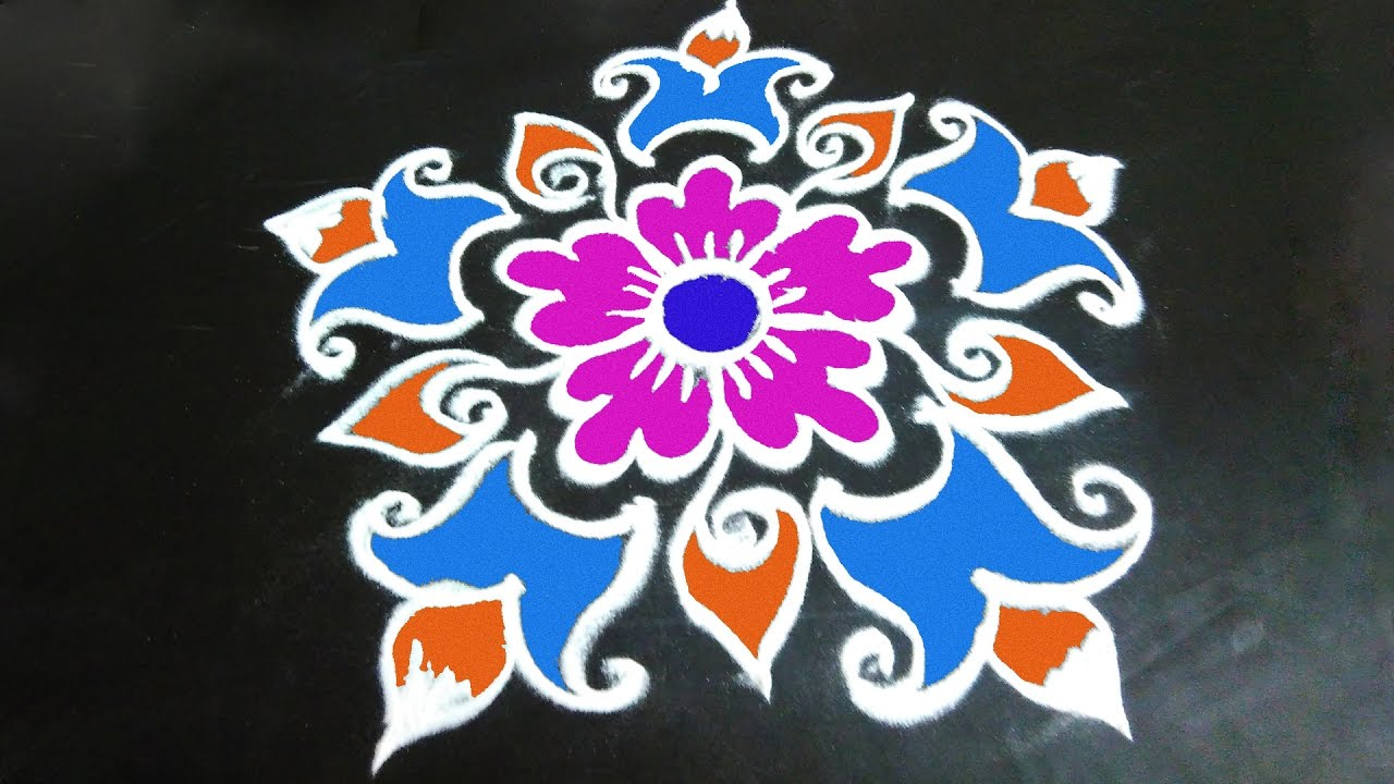 61 Best Rangoli images | Rangoli ideas, Diwali rangoli ...