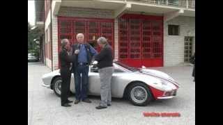 "Ferrari 250  Le Mans  1964  "" topolino amaranto """