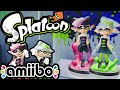 Splatoon Wii U Gameplay Callie & Marie amiibo! Splatfest Solo Songs (Bomb Rush Blush Tide Goes Out)