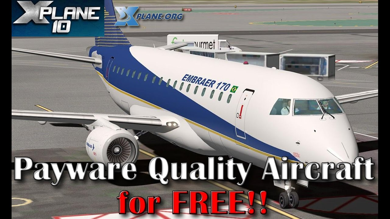 X-plane 10 Payware Quality Aircraft for FREE! - FlightSim Planet
