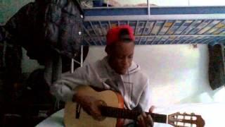 Alfa - Mighty God (Joe Praize Feat Soweto Choir) Guitar cover