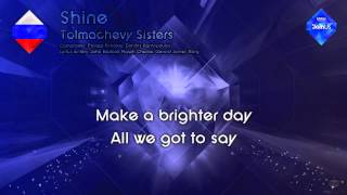 "Tolmachevy Sisters - ""Shine"" (Russia)"