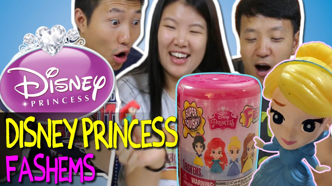 Ariel Disney Princess Fashems