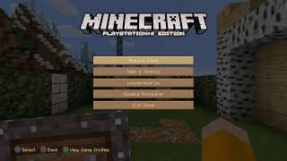 Minecraft PlayStation 4 edition should i use this texture pack