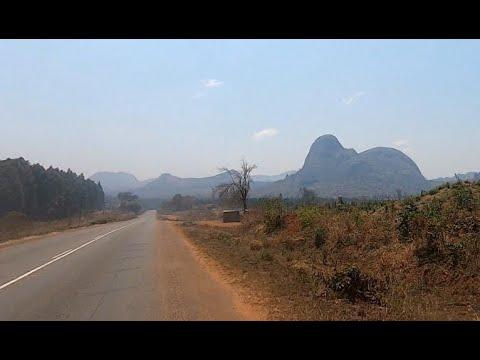 Journey through Central Malawi (Kasungu, Jenda, Chikangawa, Etc.)