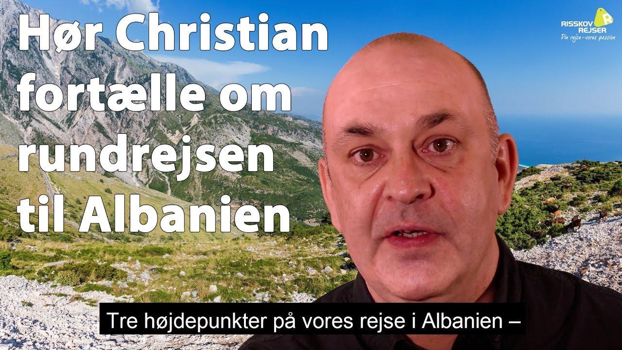Bliv Klogere På Rejsen Albanien Bag Facaden Youtube