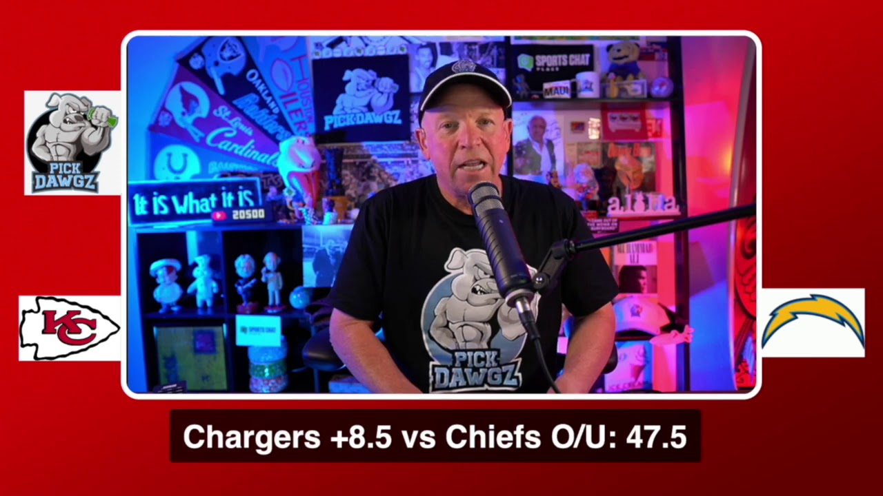 Chiefs vs. Chargers odds, line, spread: 2020 NFL picks, predictions ...