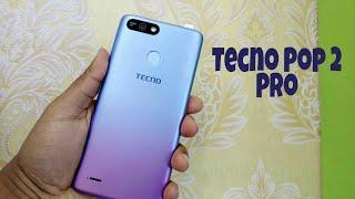 Tecno Pop 2 Pro Bangla Review