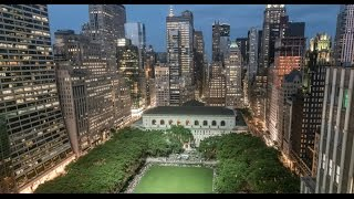 5 Bryant Park, NYC - Commercial Real Estate Promo