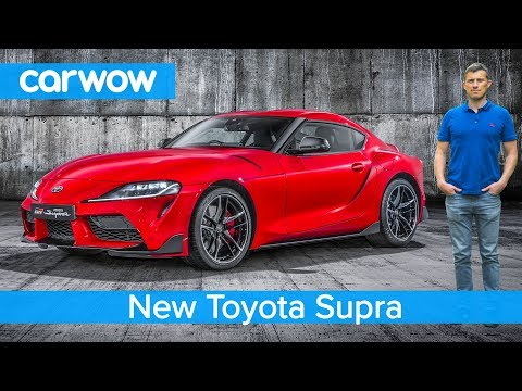 New Toyota Supra 2020 - EXCLUSIVE footage & everything you need to know!