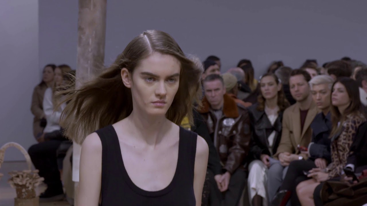 JW ANDERSON AUTUMN WINTER 2018 | MUSIC BY THE GOLDEN FILTER
