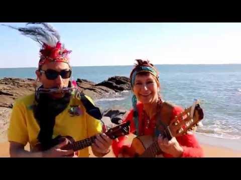 Zumo de Melocoton - El condor Pasa - chansons festives et colorées
