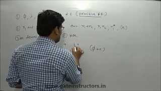 063   Regular Expression Meaning in Automata TOC   Theory of Computation