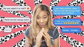 The Time I Scammed a Scammer *story time*   DreaKnowsBest