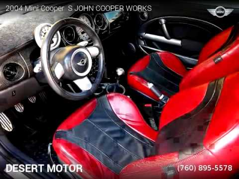 2004 Mini Cooper S John Works Desert Motor
