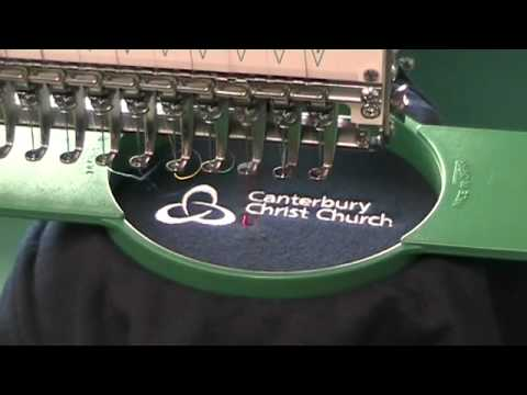 Workwear Express Embroidery Department Youtube