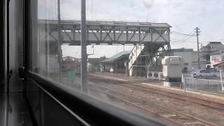 JR五能線+奥羽本線 五所川原→弘前【キハ40系・2823D】 2018.04.30 JR Gonō Line